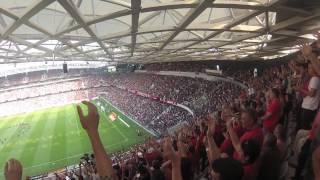 Présentation de l'ancien et du nouveau stade de Nice