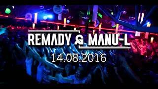 Remady & Manu-L - Plaża Patelnia Koncert (POLAND)
