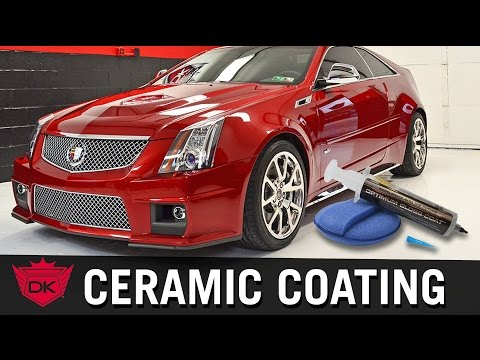 How to Apply a Ceramic Coating to your Car - YouTube