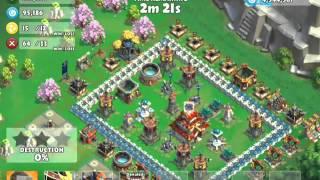 Samurai Siege Attacking Strategy - Trolls and Archers