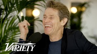 Willem Dafoe on filming 'The Lighthouse' with Robert Pattinson