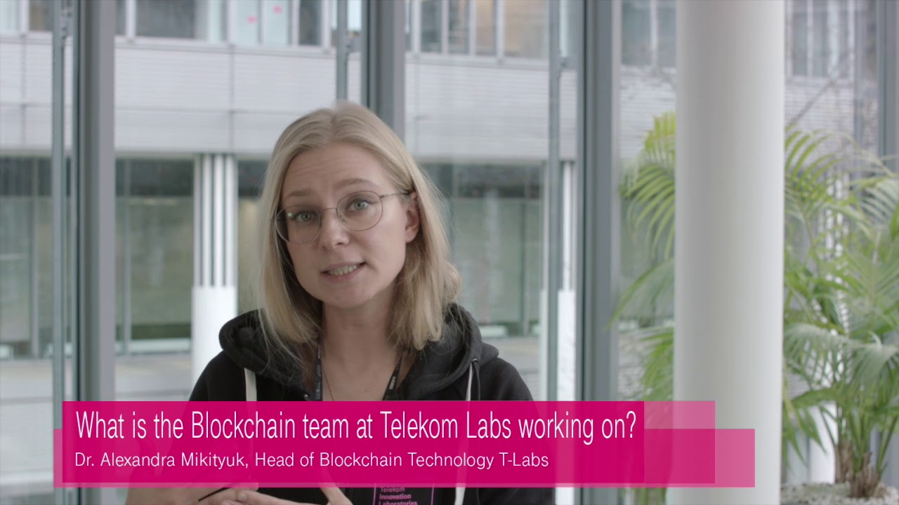 Blockchain at Telekom Innovation Laboratories