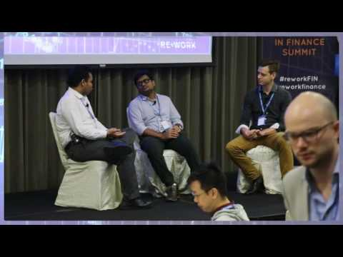 Deep Learning in Finance Summit Singapore 2017 -  How Will the Fintech Sector in Asia by