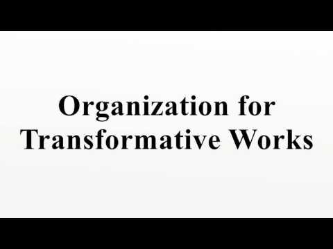Organization for Transformative Works