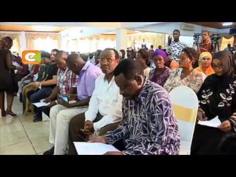 NASA leader Raila Odinga insists he'll be sworn in as president