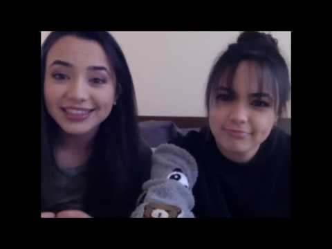 Merrell Twins YouNow Broadcast 21.December.2016 Full Part 1/2