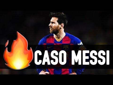 Caso MESSI Al Barcellona: Cosa Succede? La Gazzetta 'chiama' L'INTER...