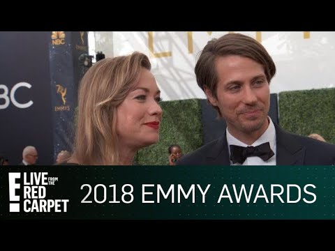 Yvonne Strahovski Accidentally Reveals Sex of Unborn Child | E! Red Carpet & Award Shows