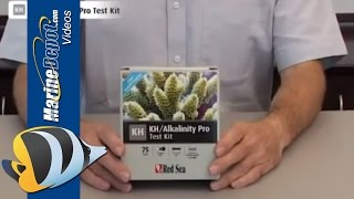 Red Sea's Alkalinity Pro Test Kit