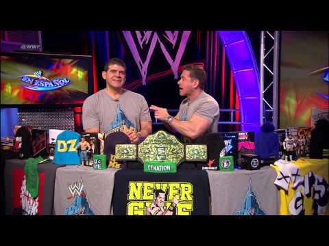 WWE en Espanol: 29 de Marzo