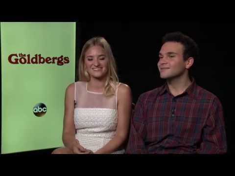 'The Goldbergs' Kids And Embracing Laughter at the Dinner Table