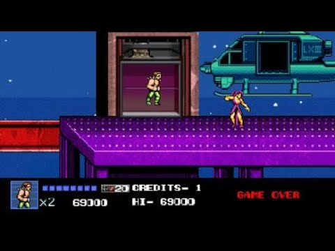 Double Dragon 4 bug ruined my day  