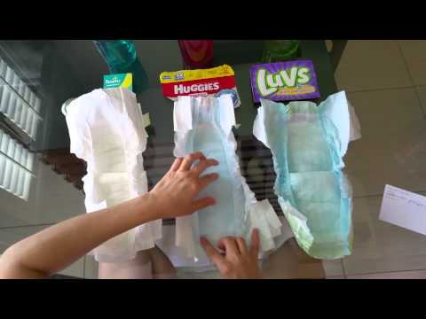 Pampers Swaddlers Review