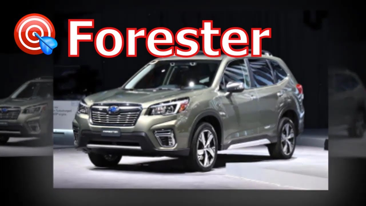 2020 Subaru Forester Turbo, STI, Hybrid >> 2020 Subaru Forester Sti 2020 Subaru Forester Turbo 2020 Subaru Forester 2 0 Buy New Cars