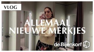 #1 De Bijenkorf Vlog - Kirstie in Amstelveen