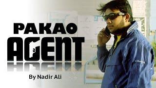 Agent Prank By Nadir Ali (Logo ka Hooliya Batana)in #P4PAKAO
