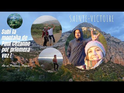 mi-primer-vez-en-la-montaña-sainte---victoire-/-paul-cézanne,-aix-en-provence-2019