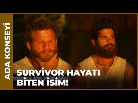 Survivor'a Veda Eden İsim Belli Oldu – Survivor 106. Bölüm