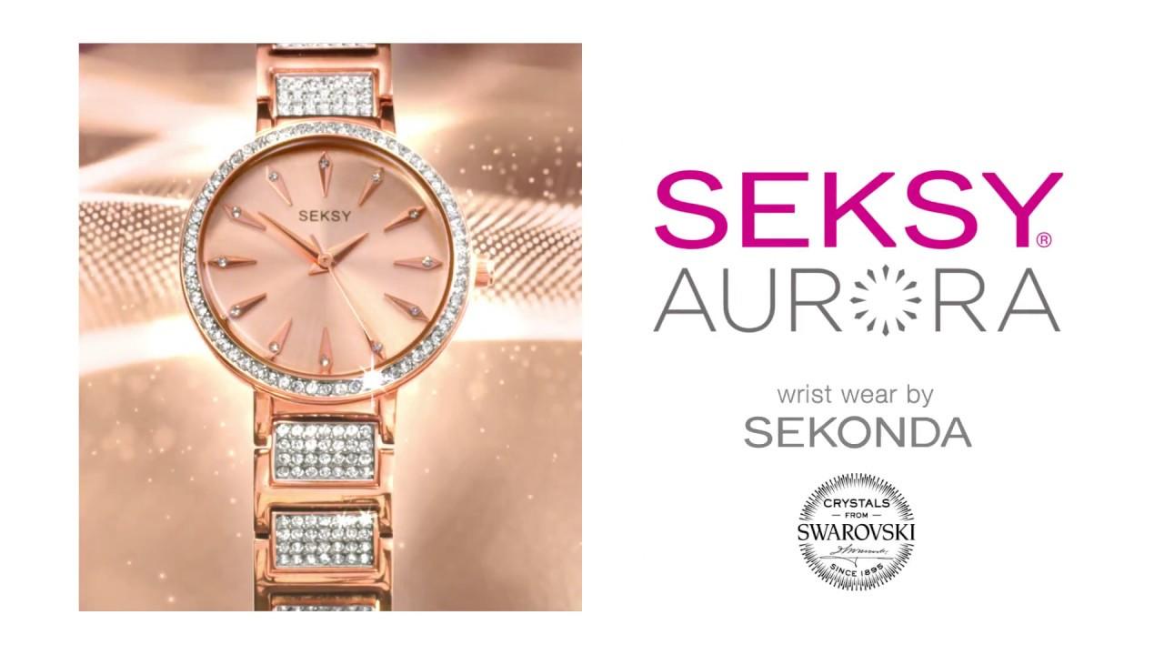 041717b29ef5 Seksy 2017 Aurora Ladies Watch (2372). Sekonda Watches