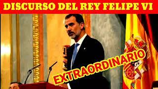 DISCURSO DEL REY FELIPE VI ¡EXTRAORDINARIO!!! (integro). DEL 40 ANIVERSARIO DEL 23 F