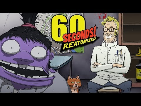WE FINALLY GOT WHEELS FOR THE ESCAPE CAR & MUTANT MARY JANE 2.0 IS HERE | 60 Seconds ReAtomized