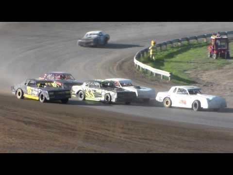 Dacotah Speedway Wissota Street Stock Heats (Governor's Cup Night #2) (7/30/16)
