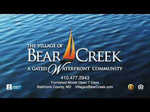 The Village of Bear Creek: A Gated Waterfront Community in Baltimore County