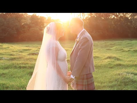 Emma & Paul's Wedding Video at Burleydam Church, Nantwich.