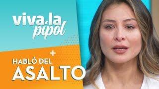 Sabrina Sosa reveló detalles de las horas de terror que vivió en mall capitalino - Viva La Pipol