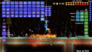 [Terraria]How to survive and make use of a Solar Eclipse event