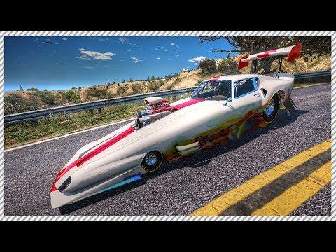 GTA 5 Trevor The Millionaire's Life #8 | Trevor Buys Quickest Dragster in The World
