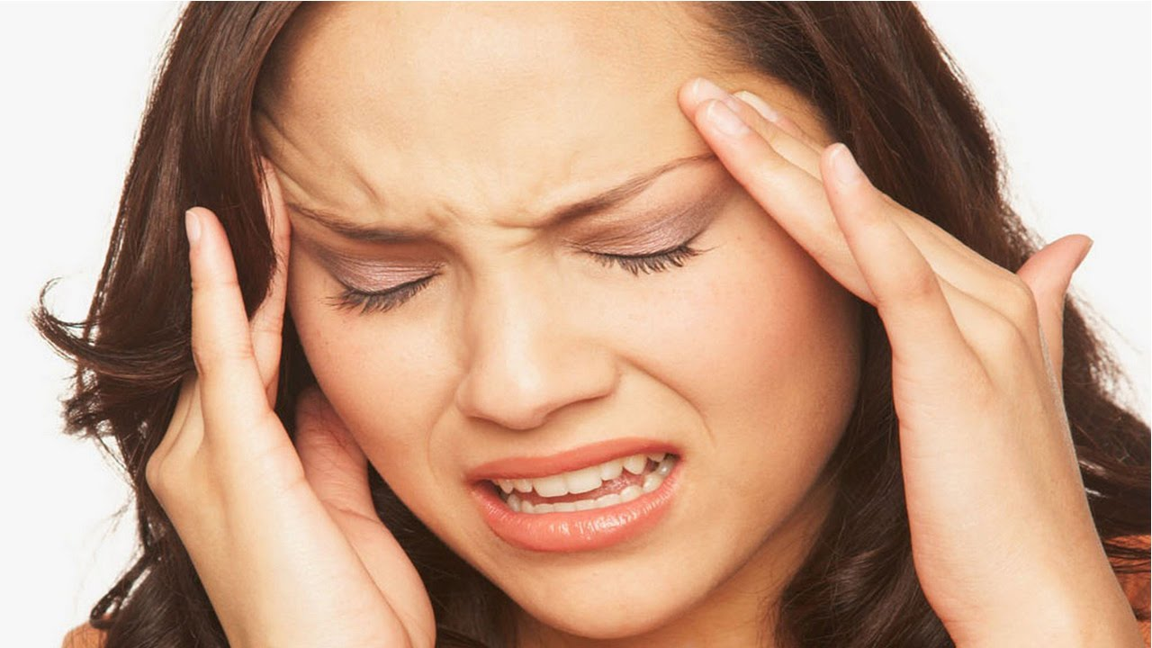 how to stop a headache naturally