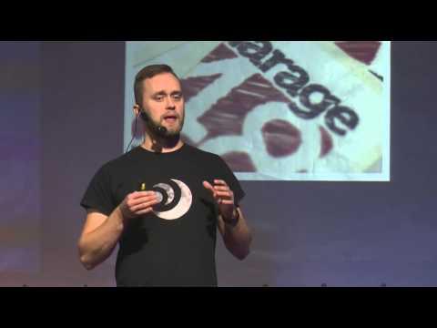 Silicon Valley? Ei, Tartu! | Priit Salumaa | TEDxTartu