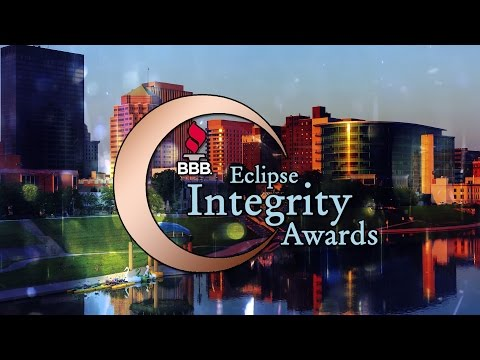 2015 Better Business Bureau Eclipse Integrity Awards