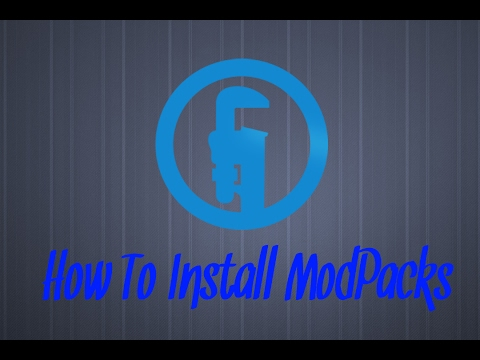 How To Install Mod Packs - Minecraft Technic Launcher