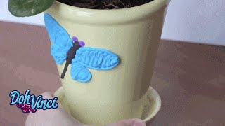Dohvinci U.s. | For Your Inspiration | Diy Flower Planter For Kids
