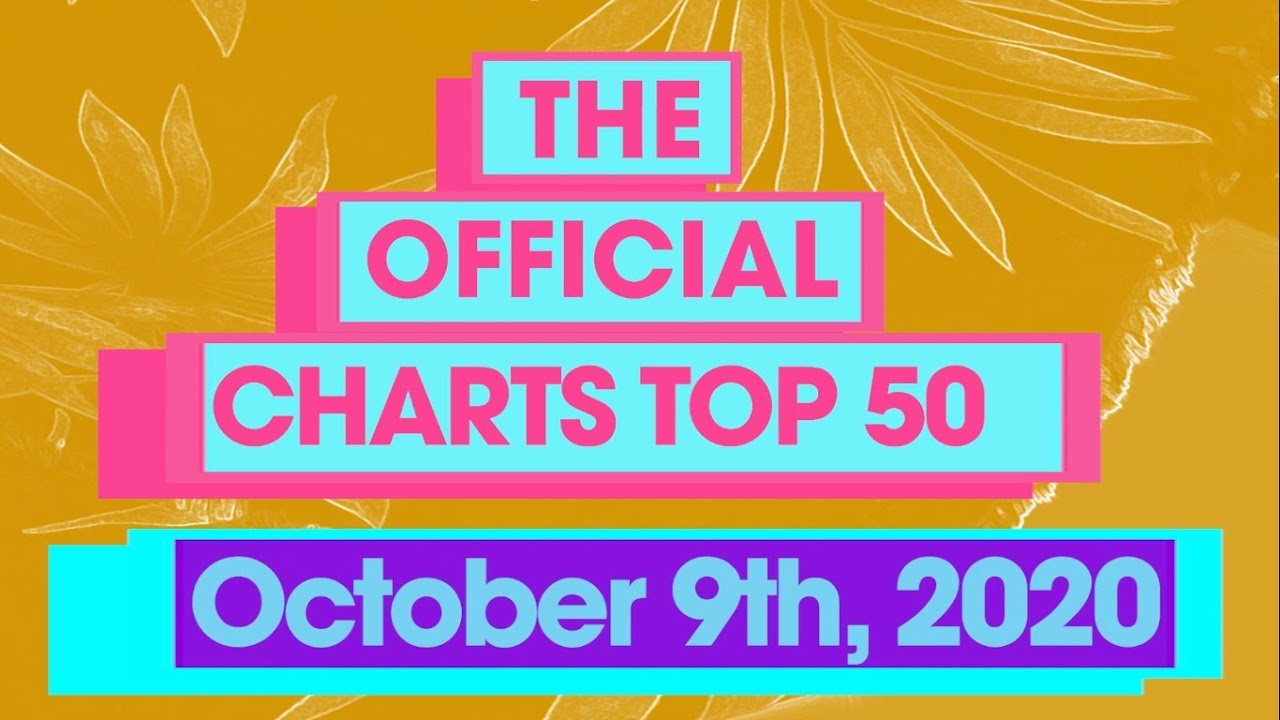 Download UK Official Singles Chart Top 50 (9th October, 2020)