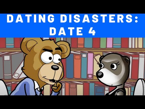 Online Dating Laid Bear: Episode 4 - DATE 4