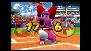 Mario Superstar Baseball (Perfect Homeruns, All Characters)