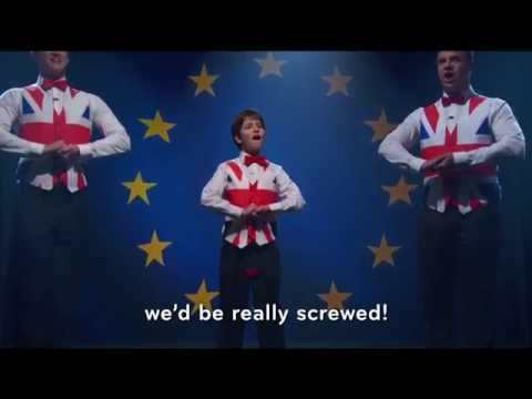 "EU ANTHEM ""British Edition"""