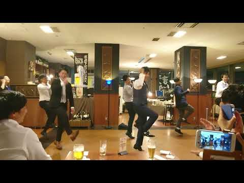 【DAPUMP U.S.A.】だいち結婚式二次会余興 / Wedding after party for Daichi