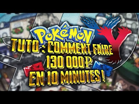 guide pokemon x et y
