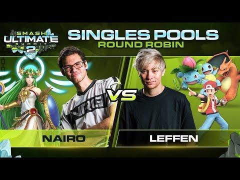 Download Nairo vs Leffen - Singles Pools: Round Robin - Ultimate Summit 2 | Palutena vs Pokemon Trainer