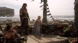 Le Mariage de Khal Drogo et Daenerys