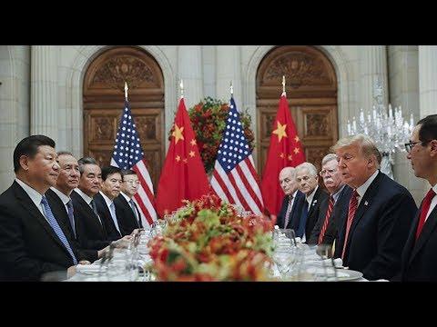 """《石涛聚焦》「结构性改革」揭示中共国强大崛起的根本 - 偷抢骗 却是中美贸易谈判的核心与习近平""""不该改的 绝不改的""""真实"""