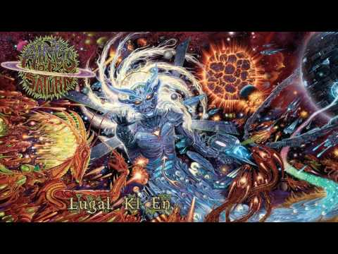 Rings of Saturn - Eviscerate (lyric video)