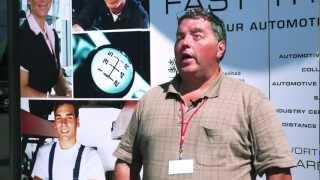 Automotive Service Advisor Training at ATC Surrey: Wayne's Testimonial