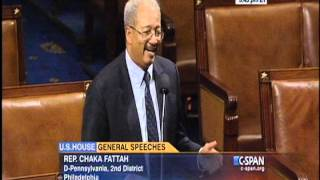 Congressman Fattah Discusses Importance of Alzheimer's Funding and Research on House Floor
