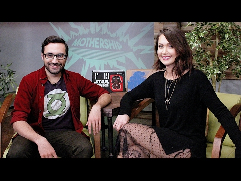 Giant Pizza Challenge, Spider Bowl, and More! (Mothership w/ Jessica Chobot & Hector Navarro)