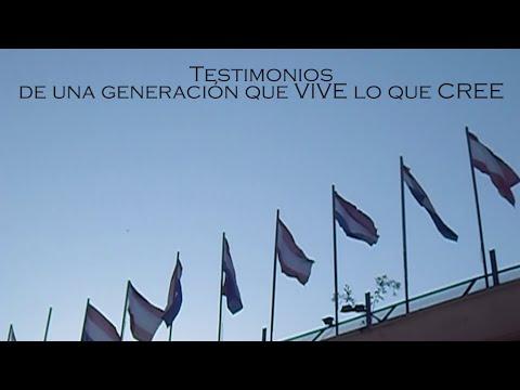 Testimonios de una generación que VIVE lo que CREE  Asunción, Paraguay  Ruth Sosa  002